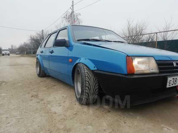 Лада 2109, 1991 год, 99 999 руб.