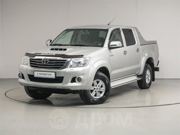 Toyota Hilux Pick Up, 2011 год, 1 289 000 руб.