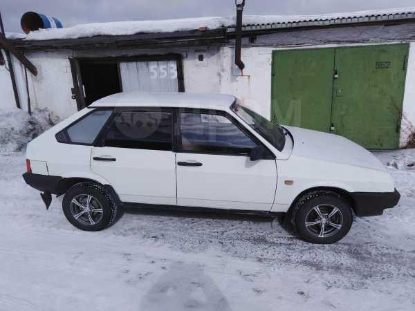 Лада 2109, 1991 год, 50 000 руб.