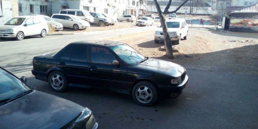 Nissan Sunny, 1991 год, 66 000 руб.