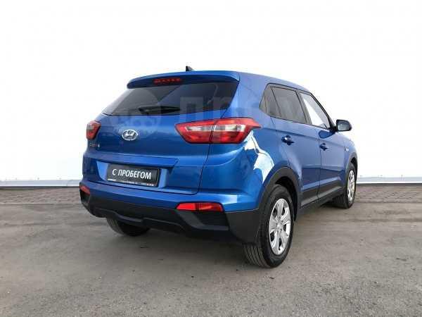 Hyundai Creta, 2016 год, 845 000 руб.