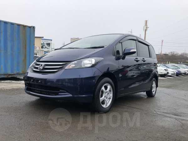 Honda Freed, 2010 год, 545 000 руб.