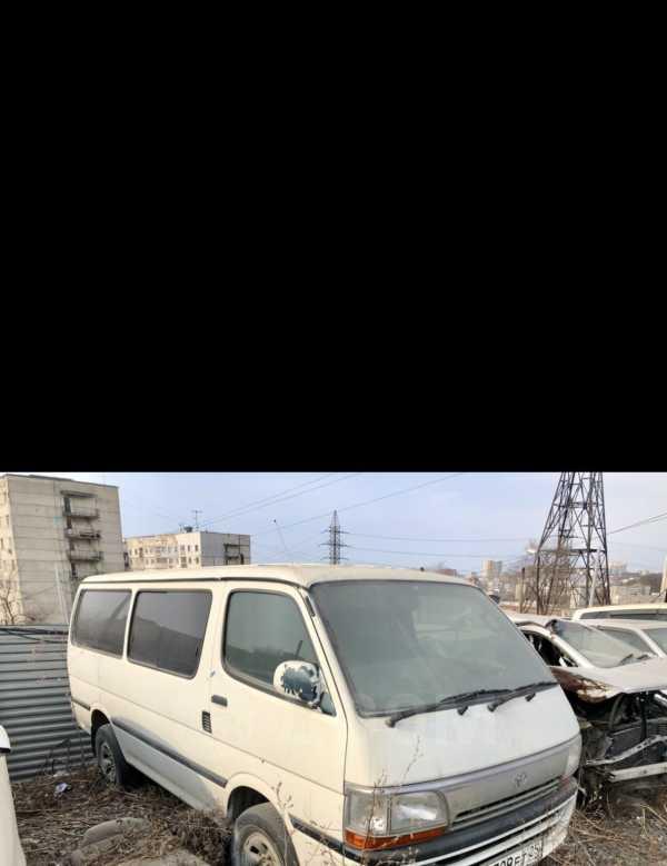 Toyota Hiace, 2000 год, 380 000 руб.