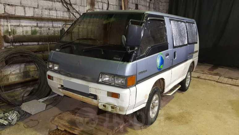 Mitsubishi Delica, 1989 год, 115 000 руб.