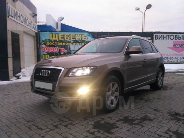 Audi Q5, 2010 год, 660 000 руб.