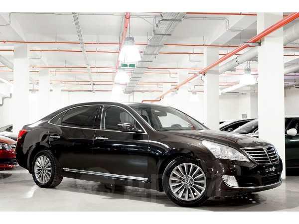 Hyundai Equus, 2014 год, 899 700 руб.
