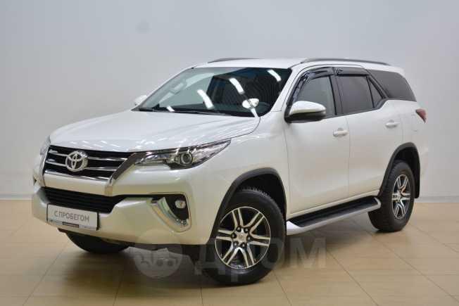 Toyota Fortuner, 2017 год, 2 230 000 руб.