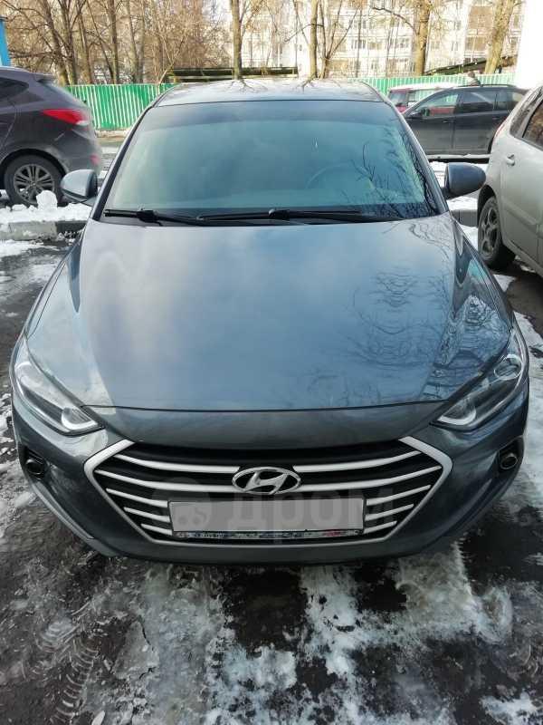 Hyundai Elantra, 2017 год, 880 000 руб.