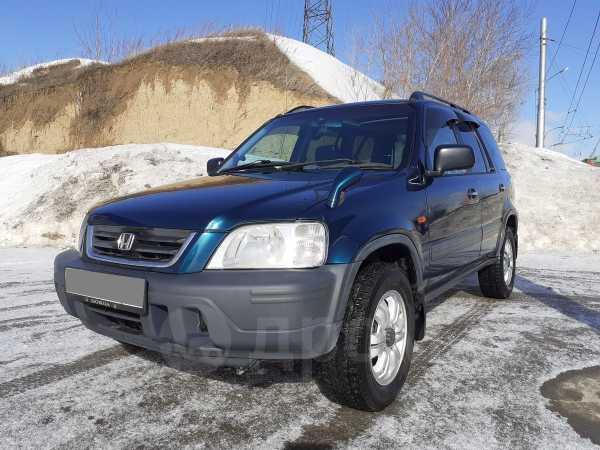 Honda CR-V, 1997 год, 285 000 руб.