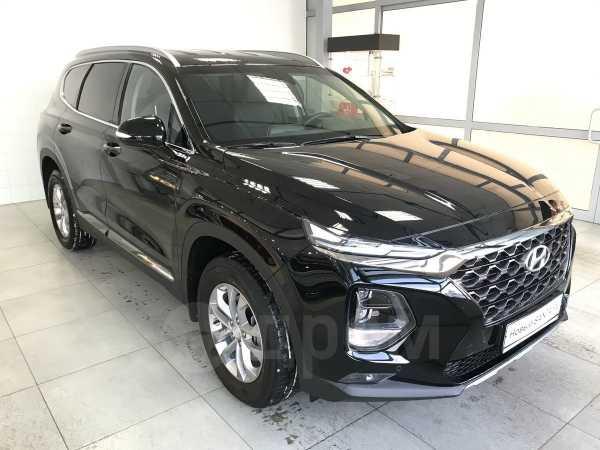 Hyundai Santa Fe, 2018 год, 2 284 000 руб.