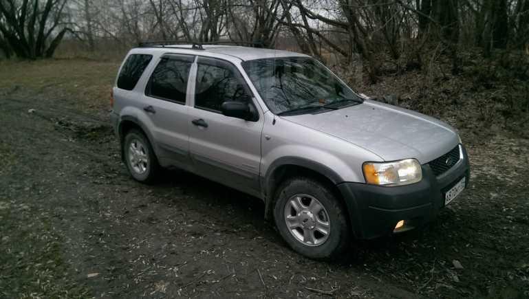 Ford Escape, 2002 год, 355 000 руб.