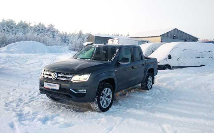 Volkswagen Amarok, 2017 год, 2 150 000 руб.