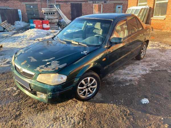 Mazda 323, 1999 год, 78 000 руб.