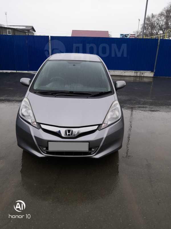 Honda Fit, 2012 год, 620 000 руб.