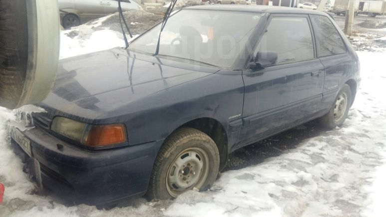 Mazda Familia, 1991 год, 38 000 руб.