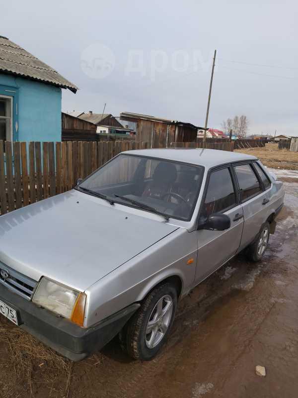 Лада 21099, 2003 год, 100 000 руб.
