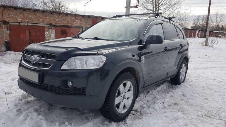 Chevrolet Captiva, 2009 год, 690 000 руб.