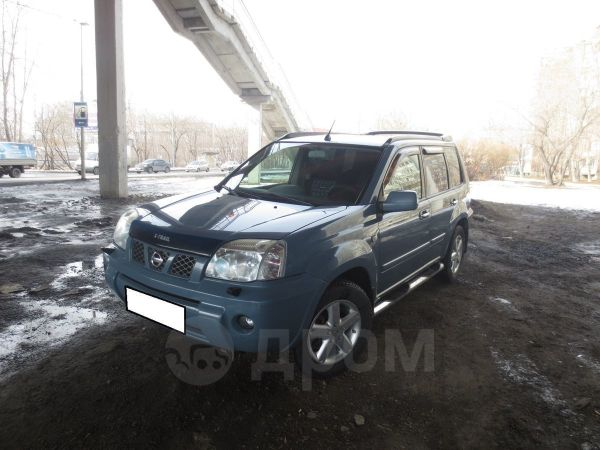 Nissan X-Trail, 2005 год, 435 000 руб.