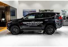 Москва Pajero Sport 2020