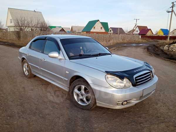 Hyundai Sonata, 2004 год, 185 000 руб.