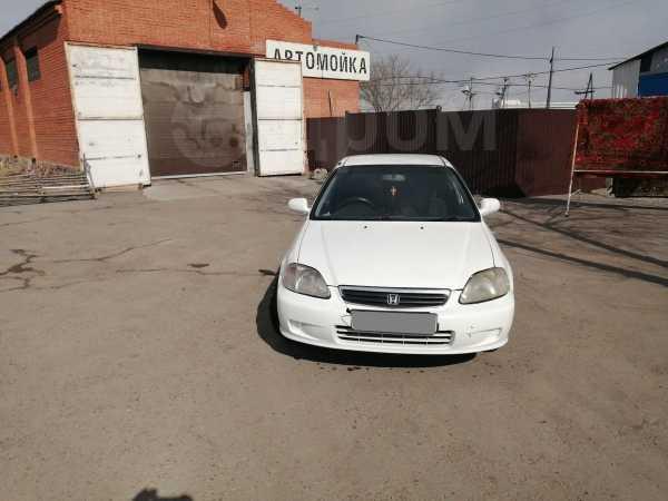 Honda Civic Ferio, 1999 год, 125 000 руб.