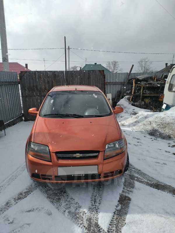 Chevrolet Aveo, 2005 год, 180 000 руб.