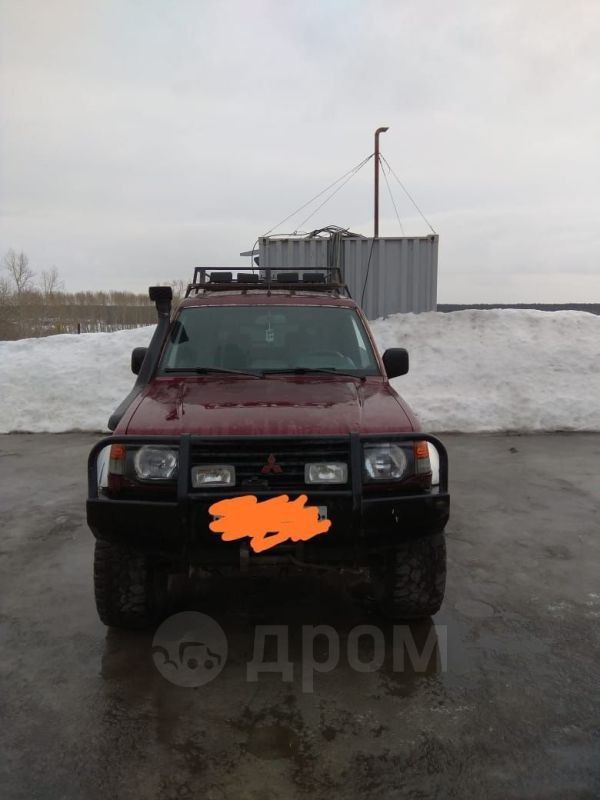 Mitsubishi Pajero, 1993 год, 290 000 руб.