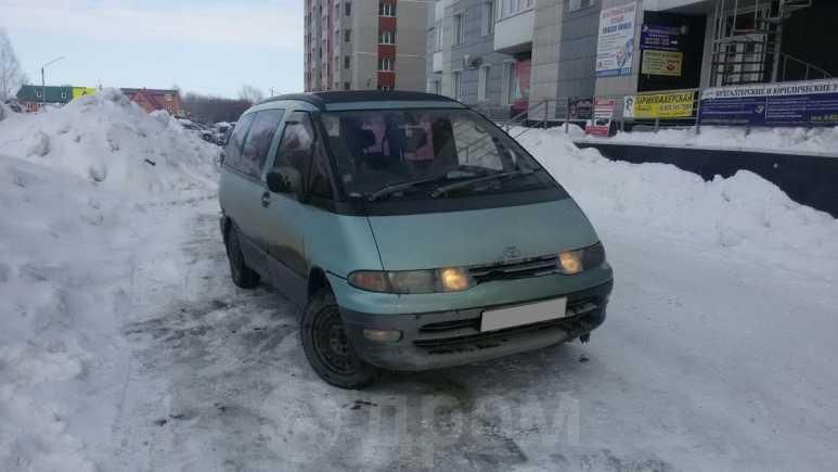 Toyota Estima Lucida, 1992 год, 162 000 руб.