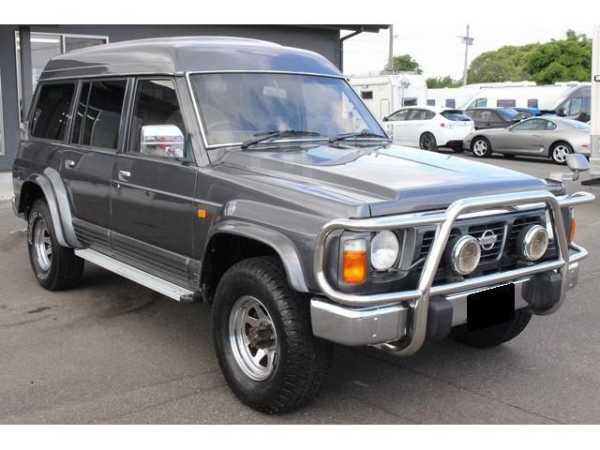 Nissan Safari, 1994 год, 356 000 руб.