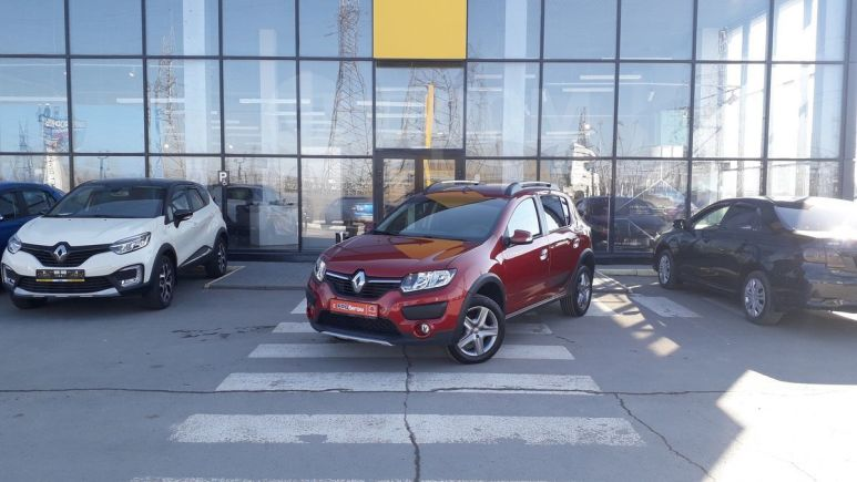 Renault Sandero Stepway, 2018 год, 675 000 руб.