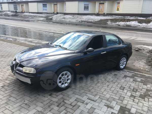 Alfa Romeo 156, 2000 год, 210 000 руб.