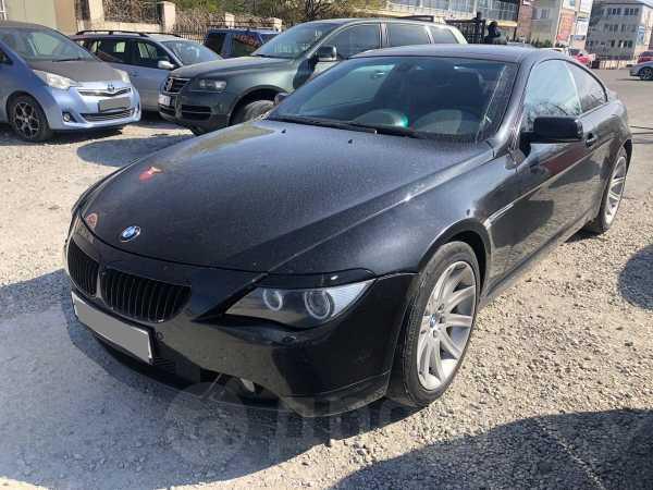 BMW 6-Series, 2003 год, 444 000 руб.