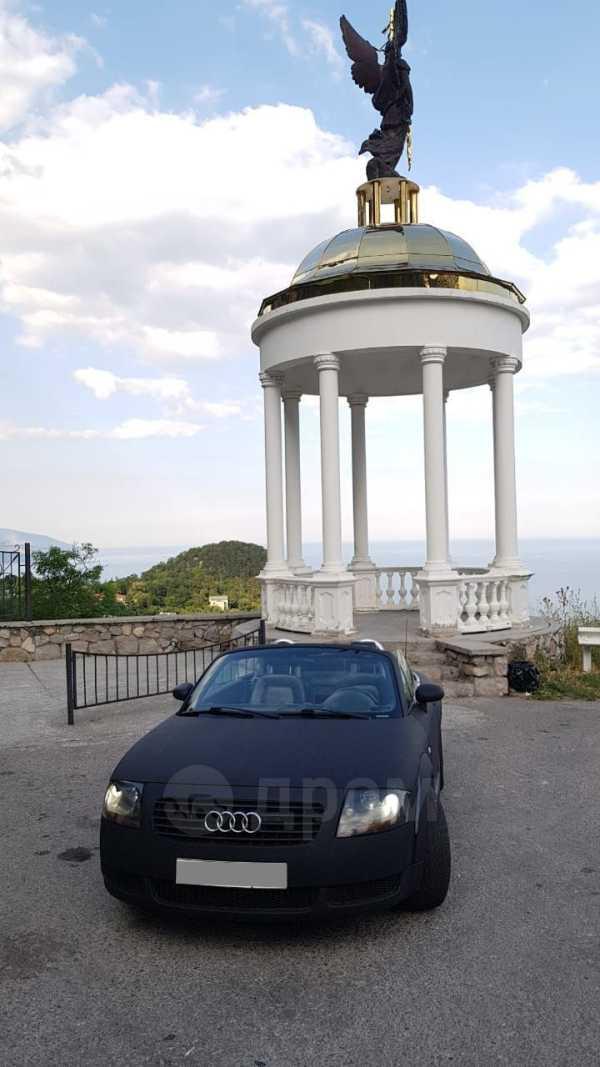 Audi TT, 2003 год, 605 000 руб.