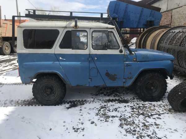 УАЗ 469, 1993 год, 50 000 руб.