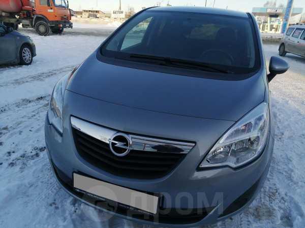 Opel Meriva, 2013 год, 370 000 руб.