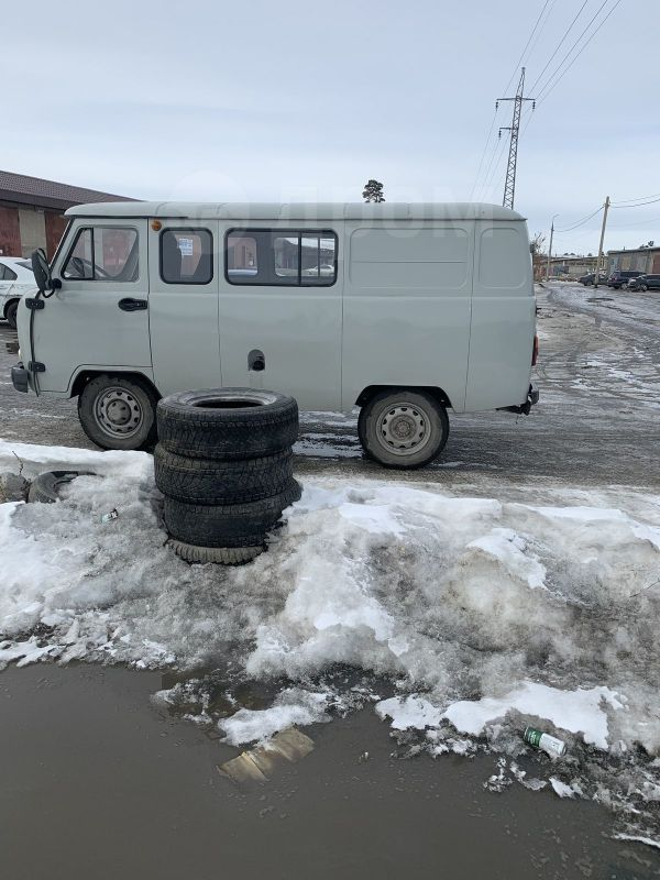 УАЗ Буханка, 2017 год, 537 000 руб.