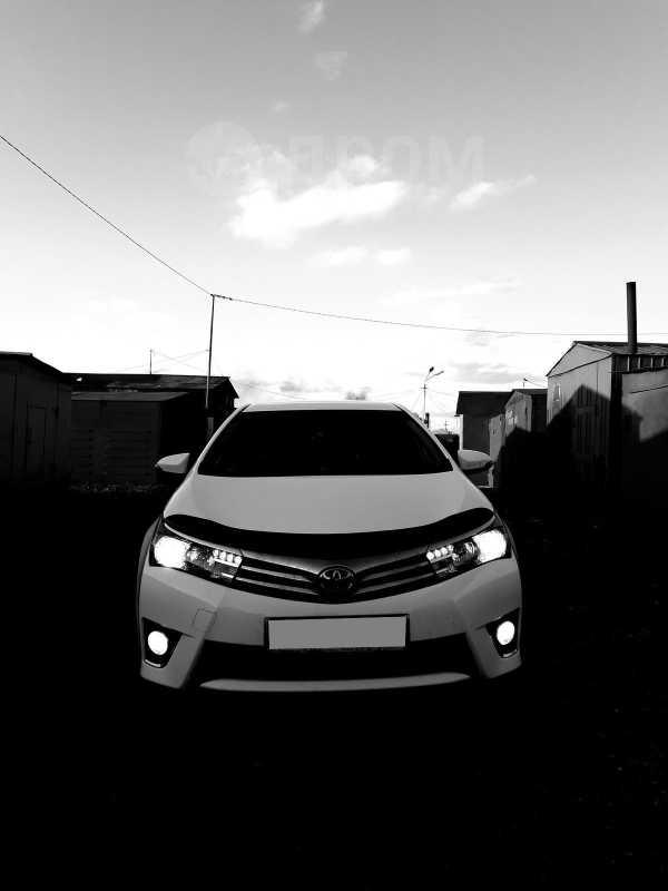 Toyota Corolla, 2013 год, 560 000 руб.