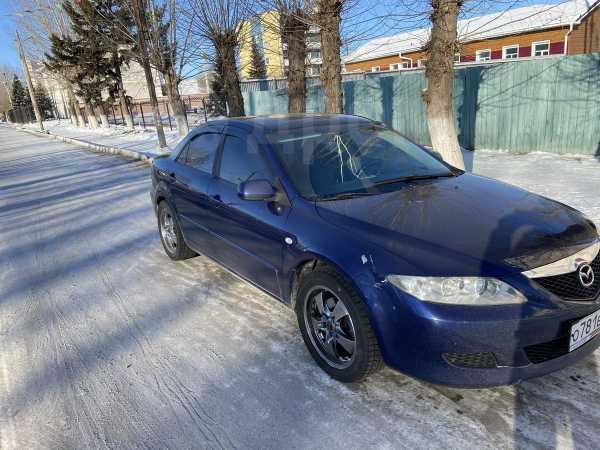 Mazda Mazda6, 2002 год, 218 000 руб.