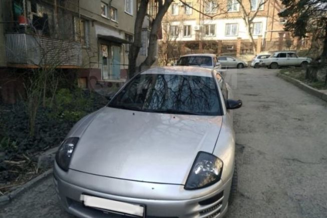 Mitsubishi Eclipse, 2000 год, 285 000 руб.