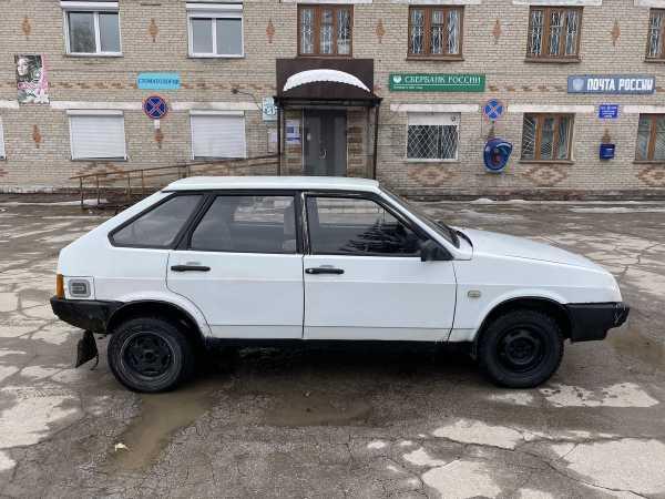 Лада 2109, 1998 год, 33 000 руб.