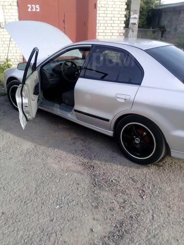 Mitsubishi Galant, 2002 год, 170 000 руб.