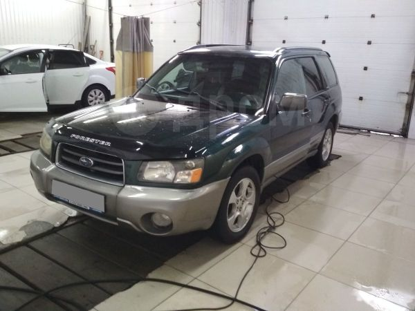 Subaru Forester, 2003 год, 465 000 руб.