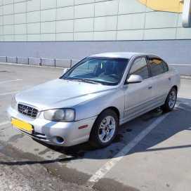 Барнаул Elantra 2001
