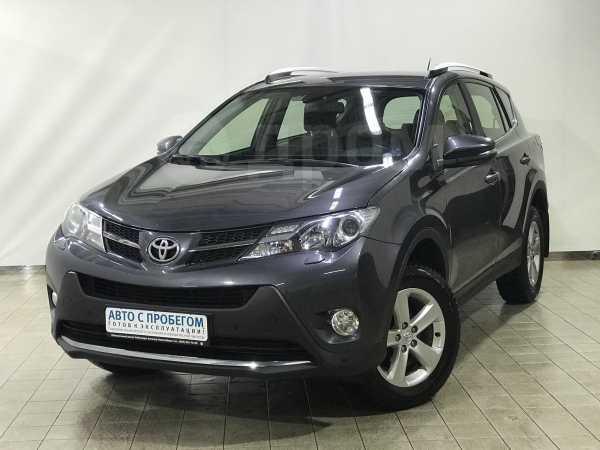 Toyota RAV4, 2014 год, 1 485 000 руб.