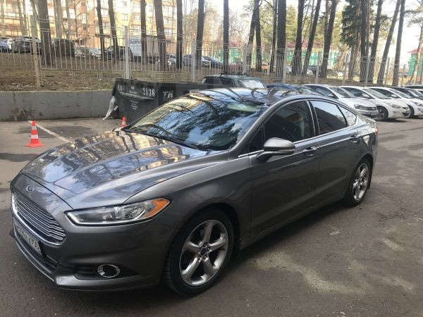 Ford Fusion, 2013 год, 800 000 руб.