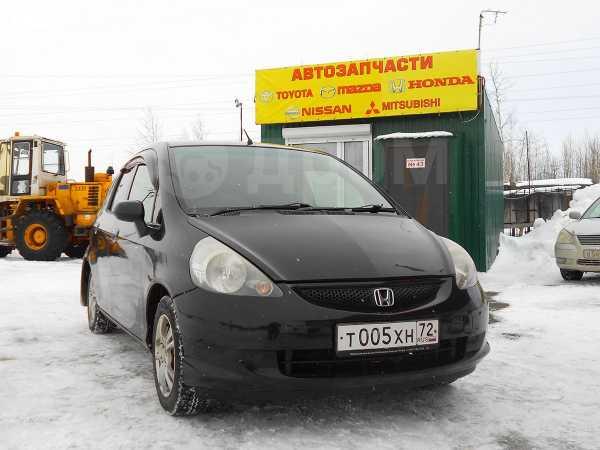 Honda Fit, 2003 год, 165 000 руб.