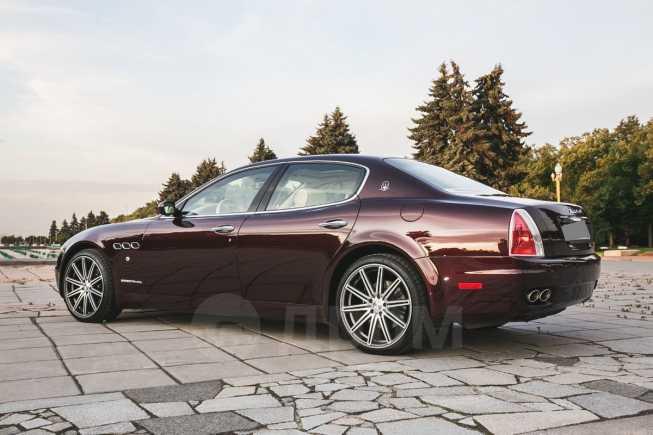 Maserati Quattroporte, 2007 год, 1 250 000 руб.