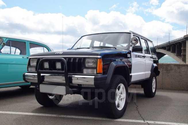 Jeep Cherokee, 1986 год, 200 000 руб.
