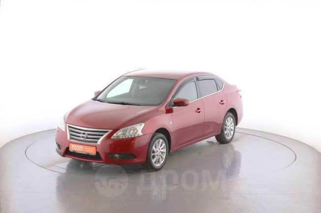 Nissan Sentra, 2014 год, 570 000 руб.