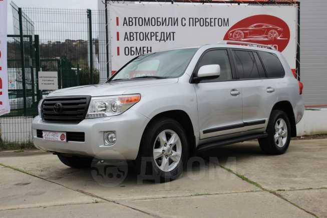Toyota Land Cruiser, 2011 год, 2 230 000 руб.